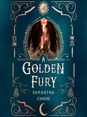 cover image of A Golden Fury