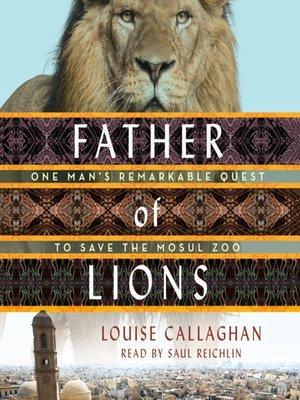 cover image of Father of Lions