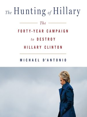 cover image of The Hunting of Hillary