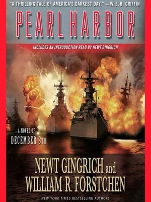 cover image of Pearl Harbor: A Novel of December 8th
