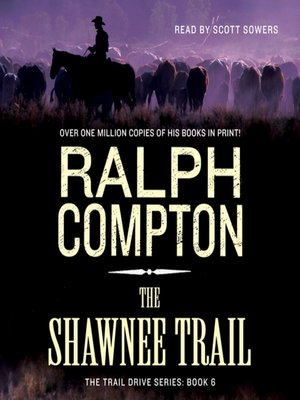 cover image of The Shawnee Trail