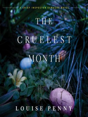 cover image of The Cruelest Month