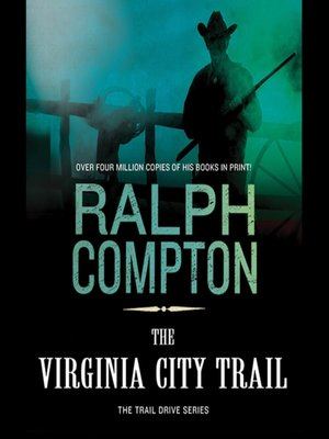 cover image of The Virginia City Trail