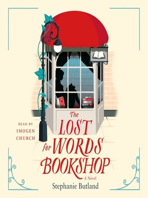 cover image of The Lost for Words Bookshop