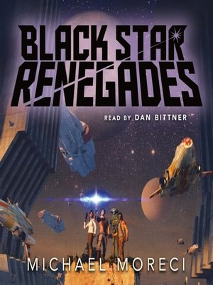 cover image of Black Star Renegades Series, Book 1