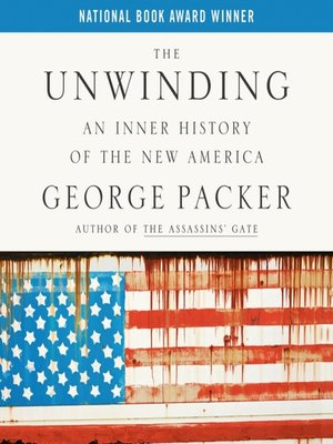 cover image of The Unwinding