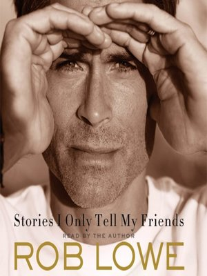 cover image of Stories I Only Tell My Friends