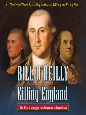 cover image of Killing England