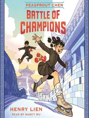 cover image of Battle of Champions (Book 2): Peasprout Chen Series, Book 2