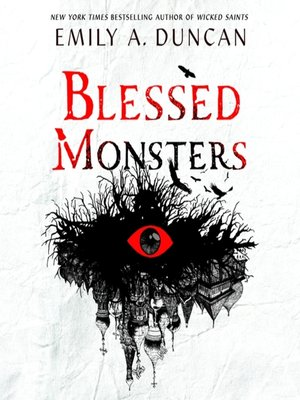 cover image of Blessed Monsters