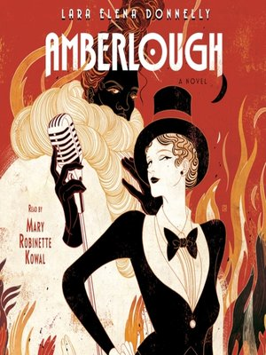 cover image of Amberlough--Book 1 in the Amberlough Dossier