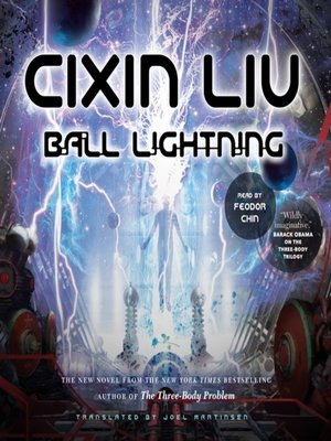 cover image of Ball Lightning