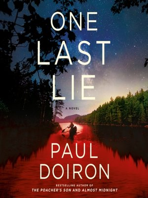 cover image of One Last Lie