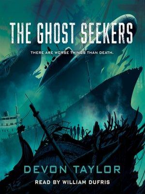 cover image of The Ghost Seekers