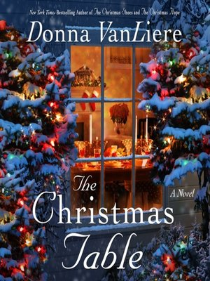 cover image of The Christmas Table