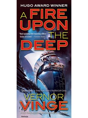 cover image of A Fire Upon the Deep