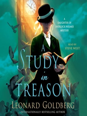 cover image of A Study in Treason