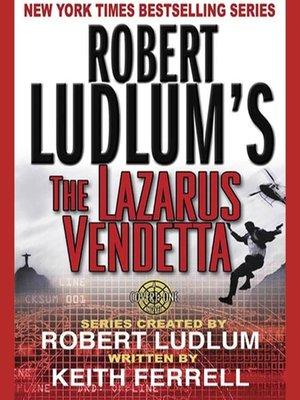 cover image of The Lazarus Vendetta