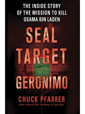 cover image of SEAL Target Geronimo