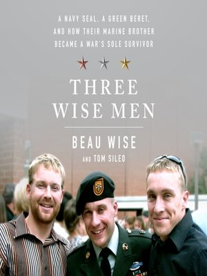 cover image of Three Wise Men