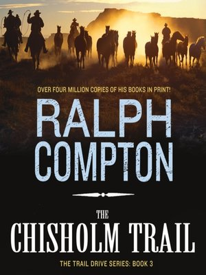 cover image of The Chisholm Trail