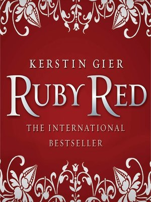 cover image of Ruby Red