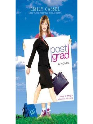 cover image of Post Grad