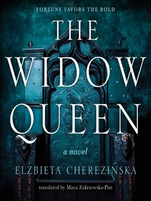 cover image of The Widow Queen