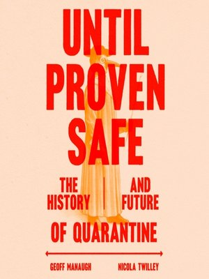 cover image of Until Proven Safe