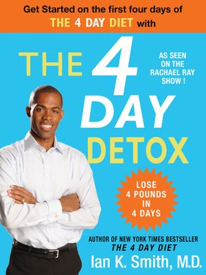 cover image of The 4 Day Detox