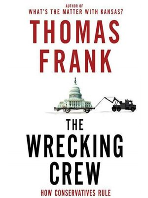 cover image of The Wrecking Crew