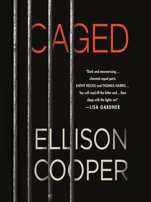 cover image of Caged--A Novel