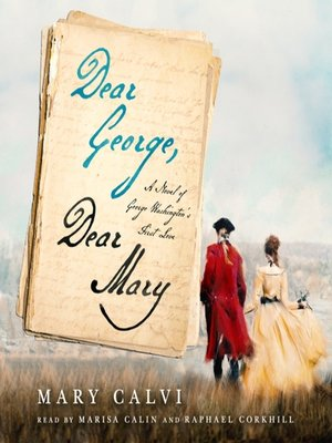cover image of Dear George, Dear Mary