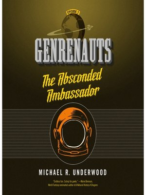 cover image of The Absconded Ambassador