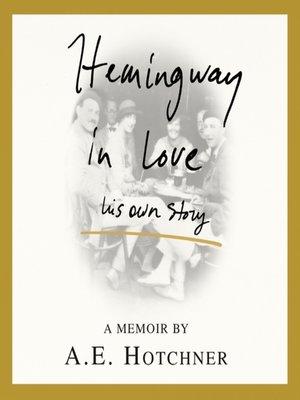 cover image of Hemingway in Love