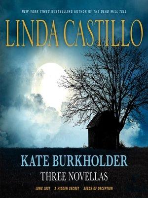 cover image of Kate Burkholder