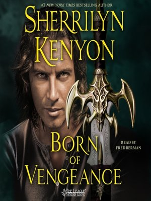 cover image of Born of Vengeance
