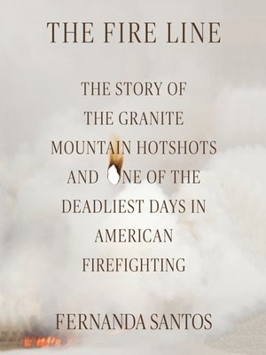 cover image of The Fire Line