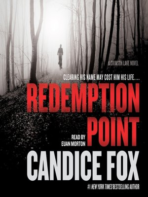 cover image of Redemption Point--A Crimson Lake Novel