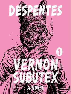 cover image of Vernon Subutex 1
