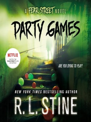 cover image of Party Games