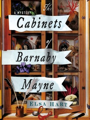 cover image of The Cabinets of Barnaby Mayne