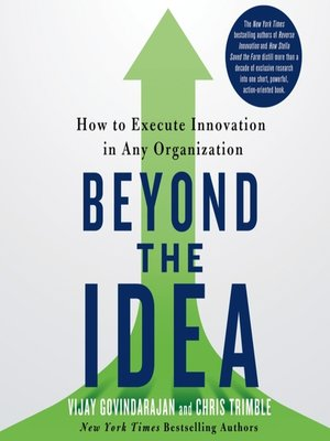 cover image of Beyond the Idea