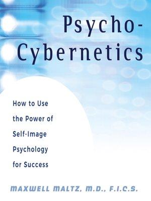 Psycho Cybernetics By Maxwell Maltz Ebook