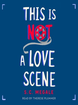 cover image of This Is Not a Love Scene
