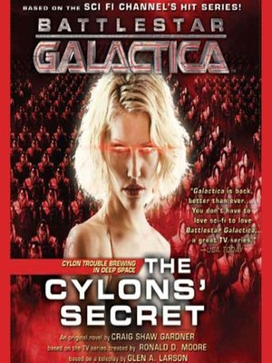 cover image of The Cylons' Secret
