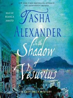 cover image of In the Shadow of Vesuvius--A Lady Emily Mystery