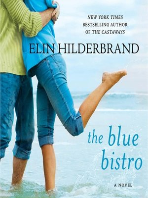 cover image of The Blue Bistro