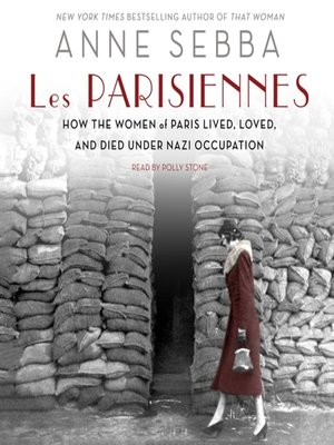 cover image of Les Parisiennes
