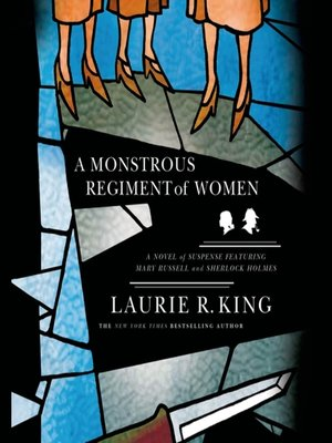 a monstrous regiment of women ebook
